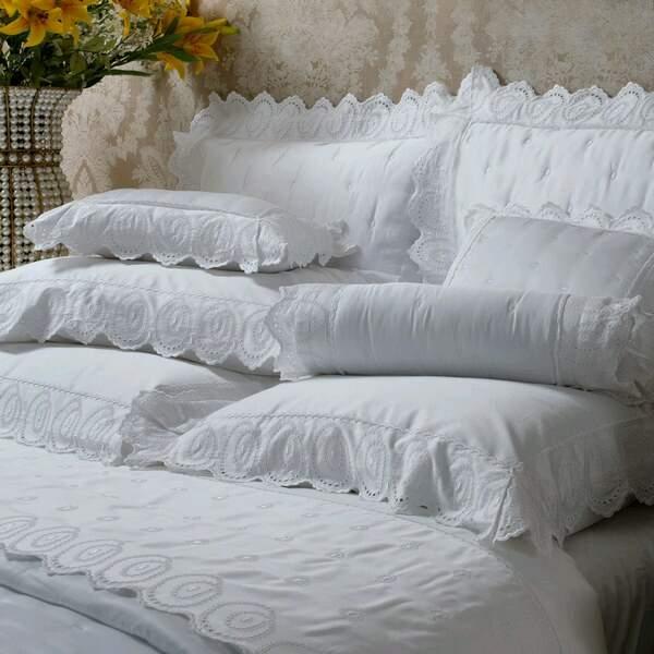 Jogo de cama marken fassi grand finesse 300 fios for Cama grand king