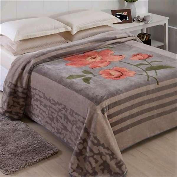 8d299158ca Cobertor Raschel Paris King Size - Jolitex