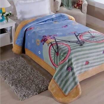 Cobertor e manta solteiro cama solteiro cama romance for Cobertor cama