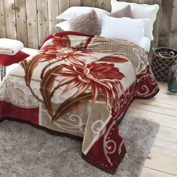 Cobertor Double Action Tebas King - Jolitex 62e0703e03d2a