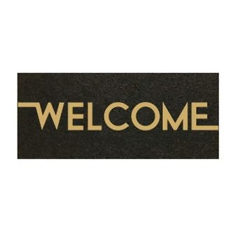 Tapete para Porta Vinil Long Welcome 30 x 70 - Kapazi