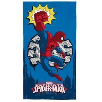 6c51829dfddab Toalha de Praia Spiderman 70x140 - Lepper