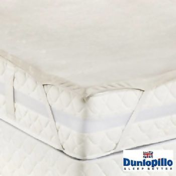 Pillow Top de Látex Natural Top Pad 3 cms Casal - Dunlopillo