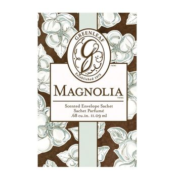 Sachê Perfumado Magnolia GREENLEAF – Sachet Small (11,09ml)