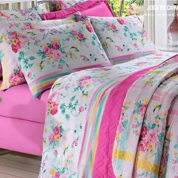 448e320797 Romance Enxovais - Compre sem Sair de Casa! - jogo de cama