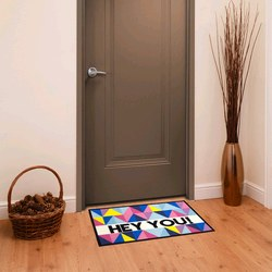 Tapete para Porta My Door Hey You 40 x 60 - Kapazi